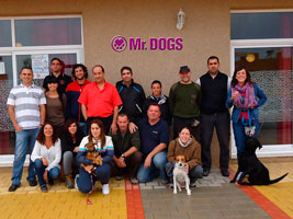 Cursos Mr.Dogs - Antonio Paramio